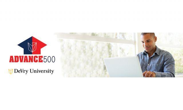 Advance 500 scholarship benefits Legion families