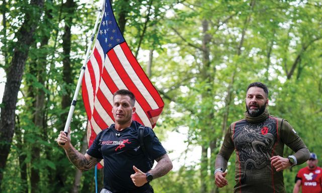 New York Legionnaire aims to break world record for running 100-mile races in one year