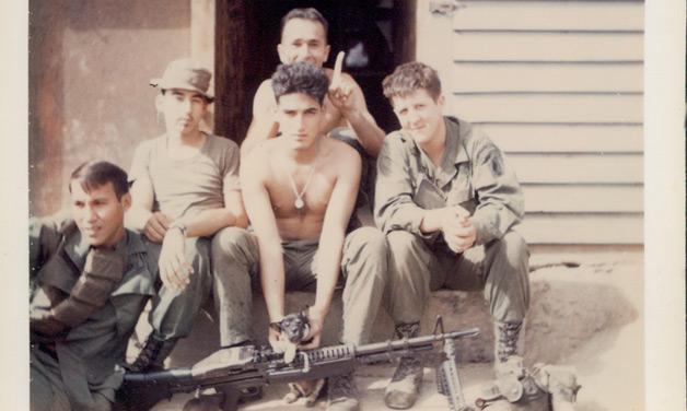 Vietnam's Combat Trackers