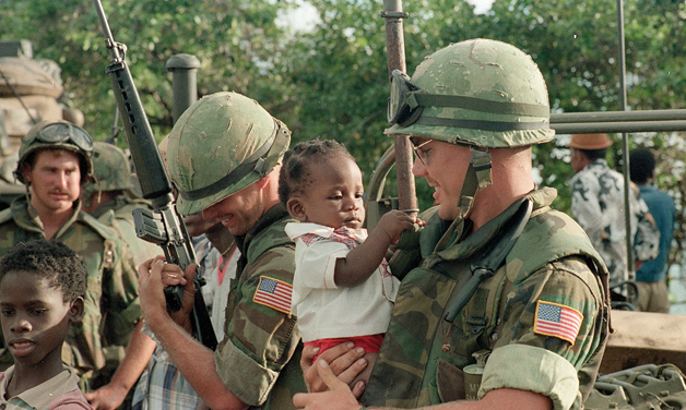 the invasion of grenada by the united states