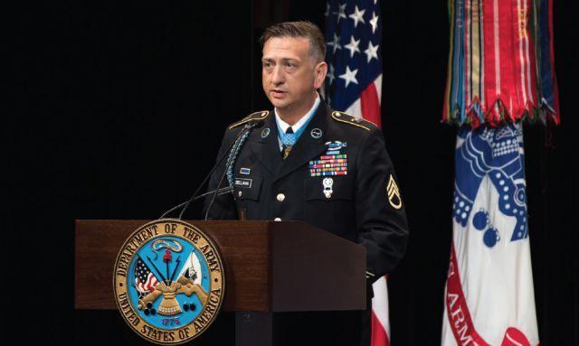 Medal of Honor recipient David Bellavia on America's warrior class