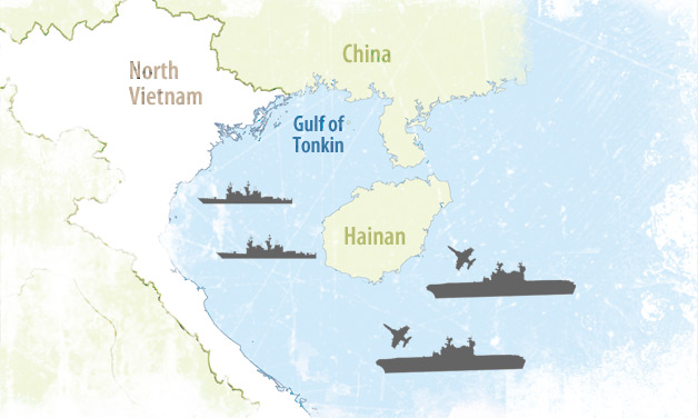 The Mysteries of Tonkin Gulf
