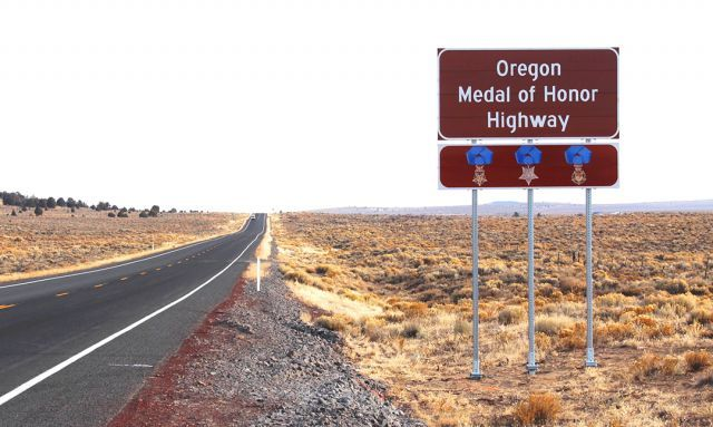Oregon's Highways of Honor