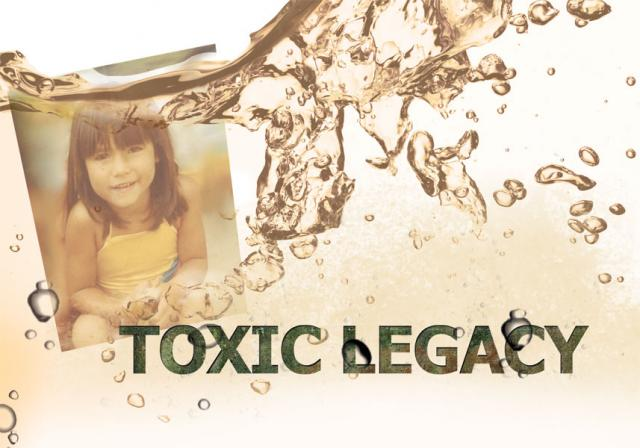 Camp Lejeune's Toxic Legacy