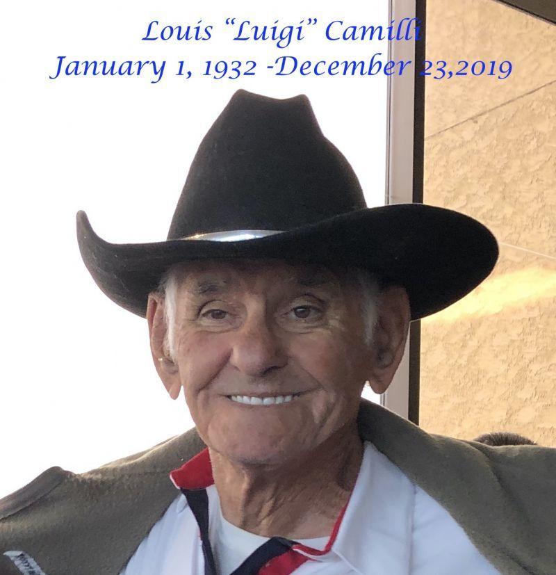 Louis John Camilli