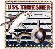 129 men who perished when USS Thresher sank on April 10, 1963