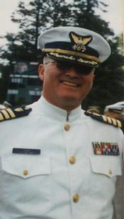 Capt. Albert J. Sabol, U.S. Coast Guard