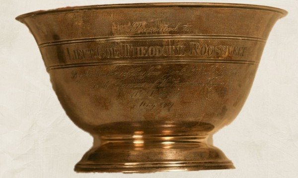 Bowl from St. Louis Caucus