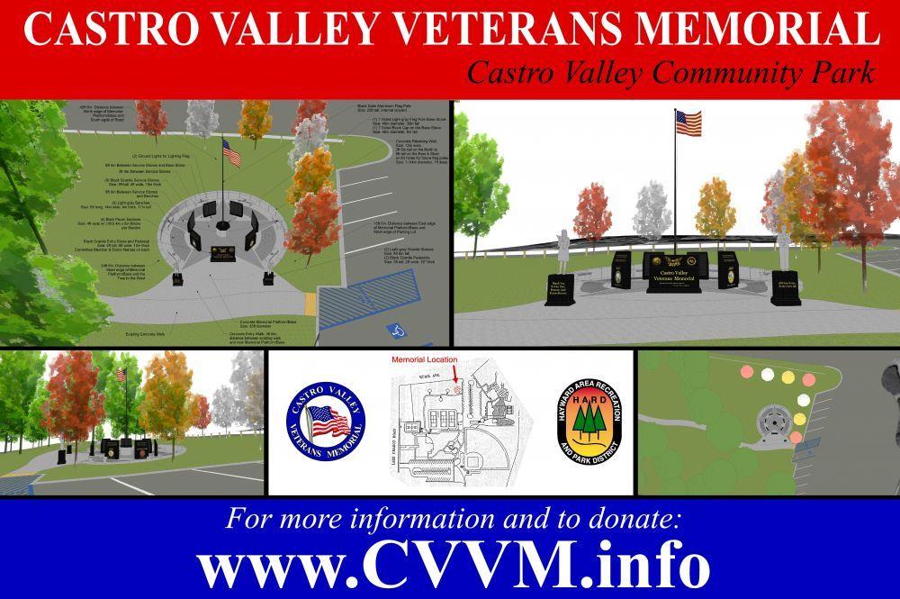 Castro Valley Veterans Memorial