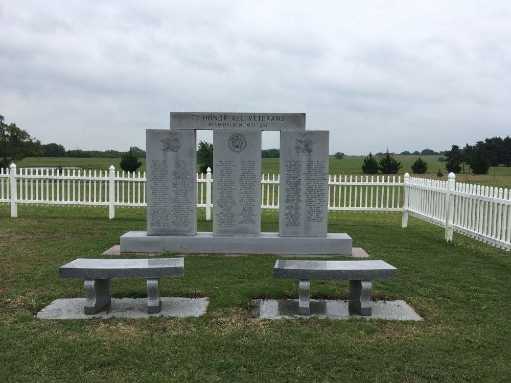 Dibble Veterans Memorial
