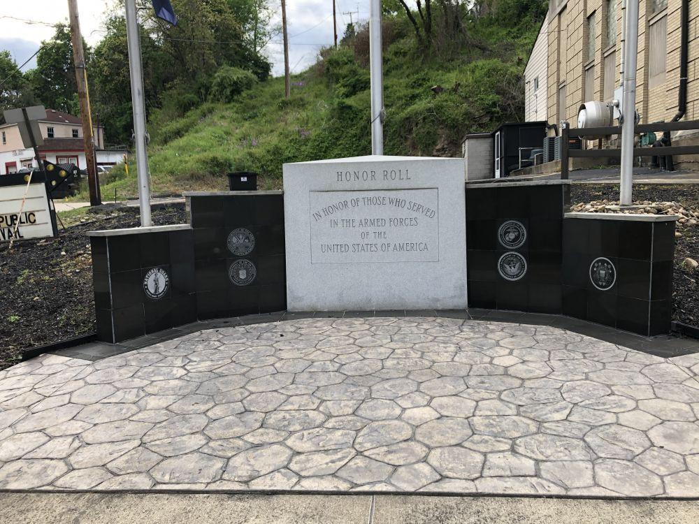 Dravosburg Honor Roll