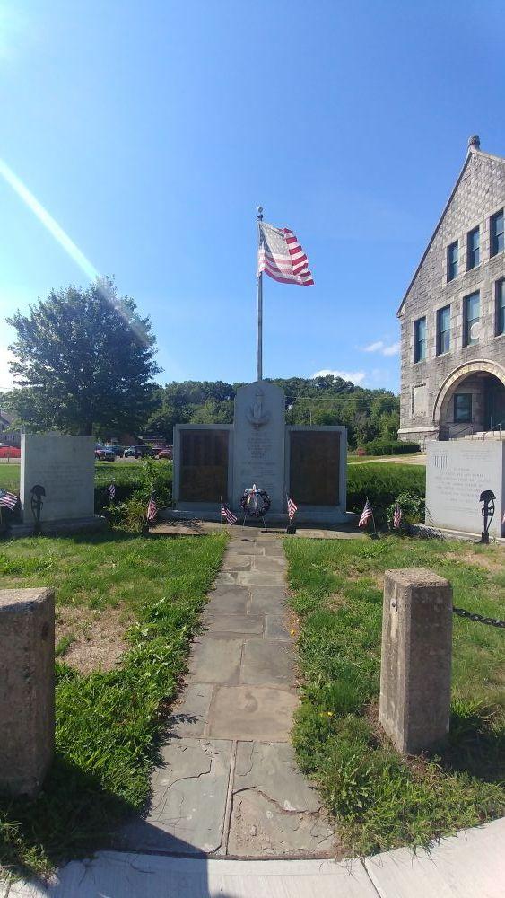 Memorial Hall, Windsor Locks, Connecticut