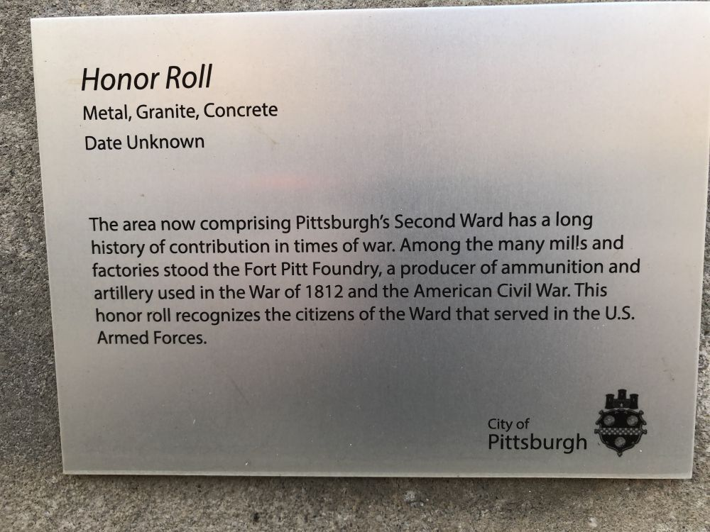 2nd Ward Honor Roll