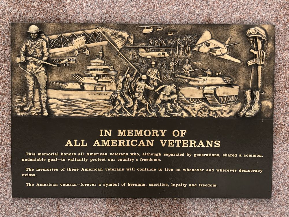 Lower Burrell Veterans Memorial