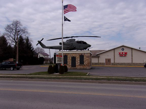War Memorial, DuBois, Pennsylvania