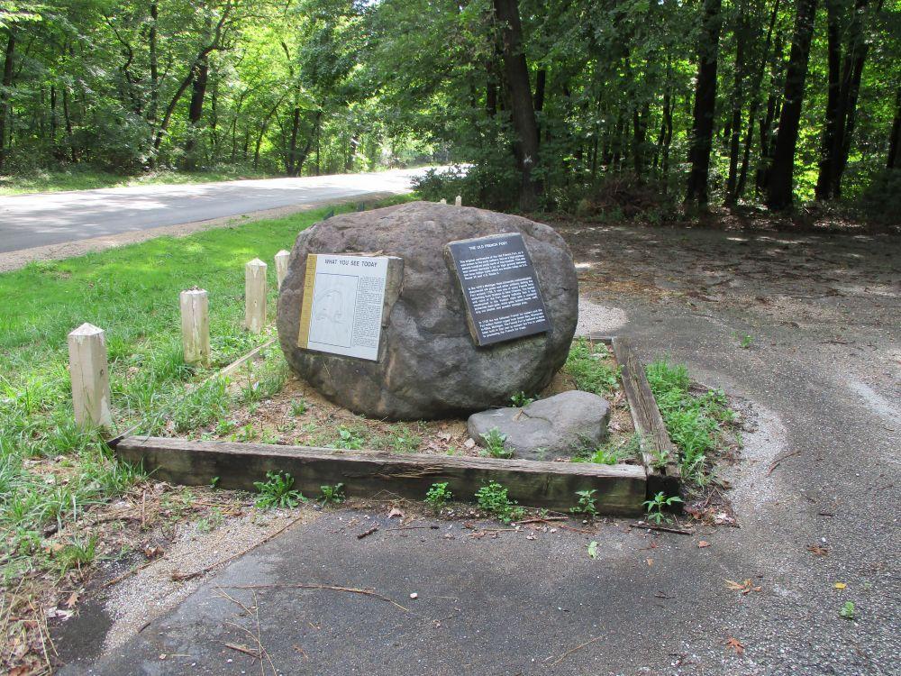 Fort Le Pouz Memorial