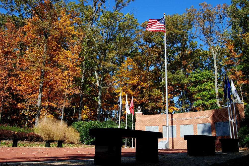 Hanover County Veterans Memorial