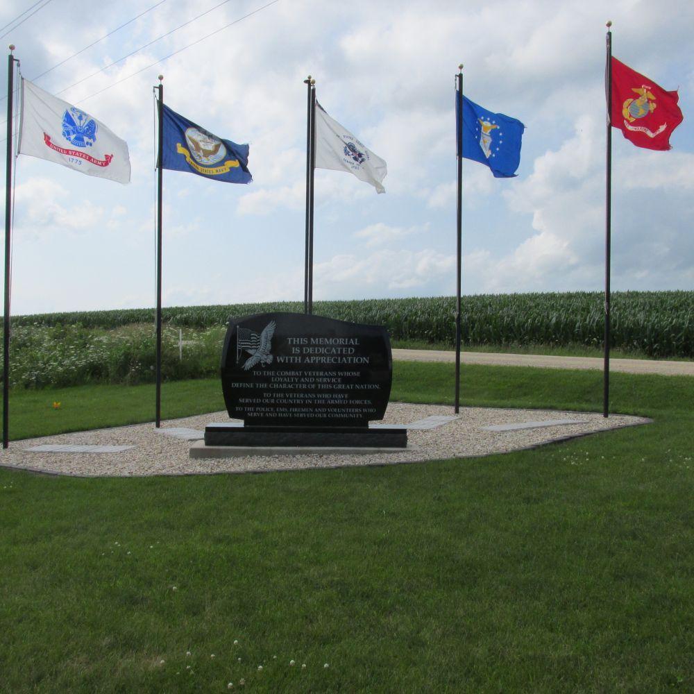Garnavillo-ClayGar Veterans Memorial