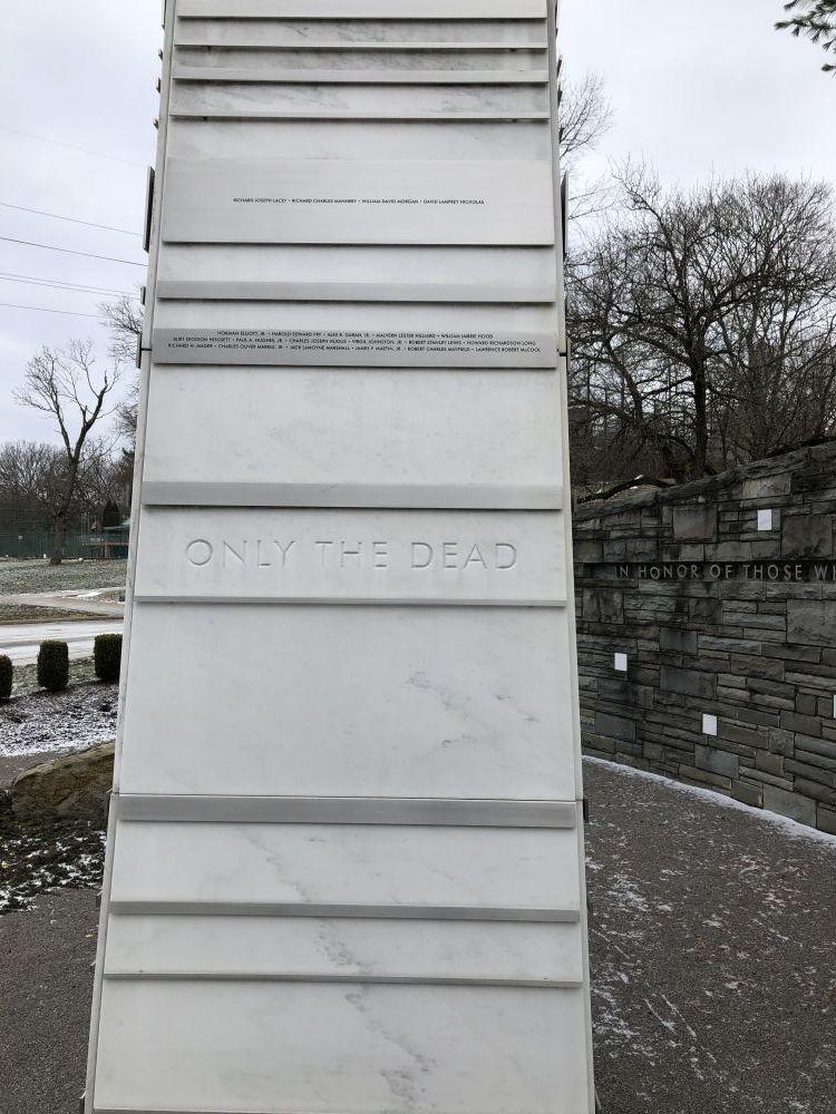 Mount Lebanon Veterans Memorial