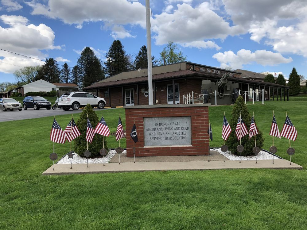 Post 868 Veterans Memorial
