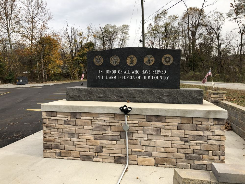 Post 1669 Catholic War Veterans Memorial
