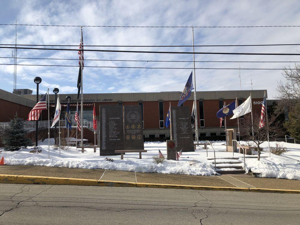 Bethel Park Veterans Memorial