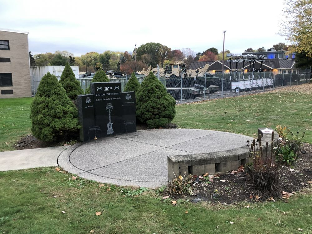 307th Military Police Company Memorial, New Kensington, Pennsylvania