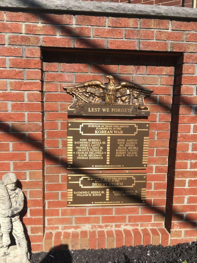 Floreffe Veterans Memorial