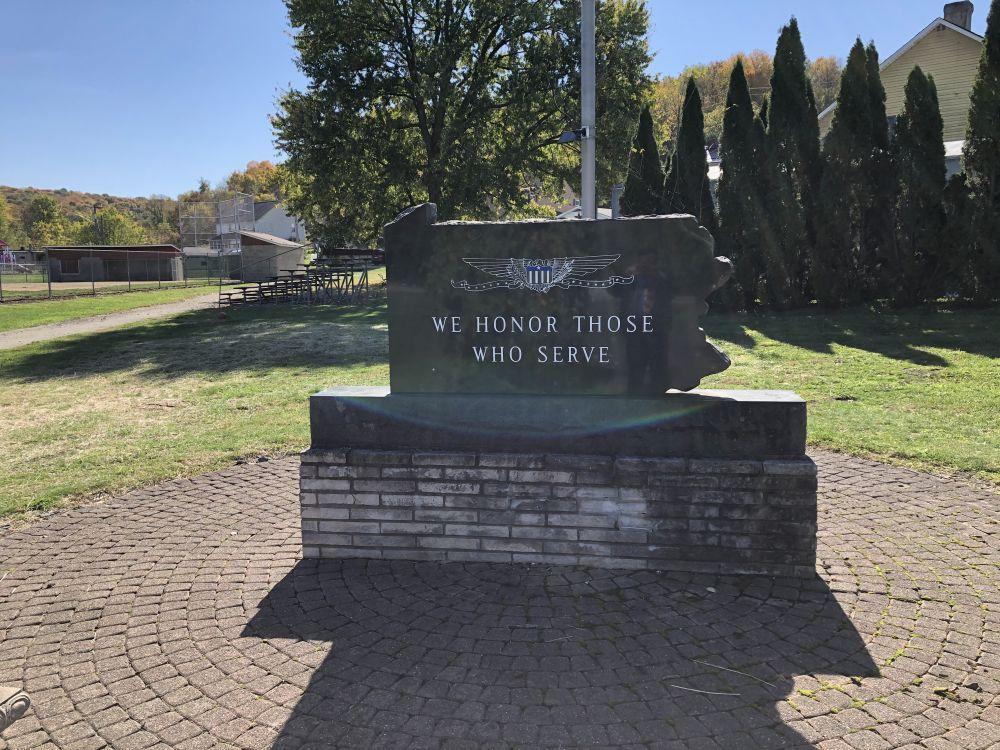 Star Junction Veterans Memorial