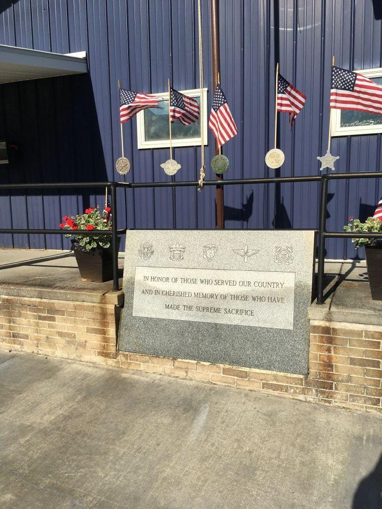 Patton American Legion Memorial