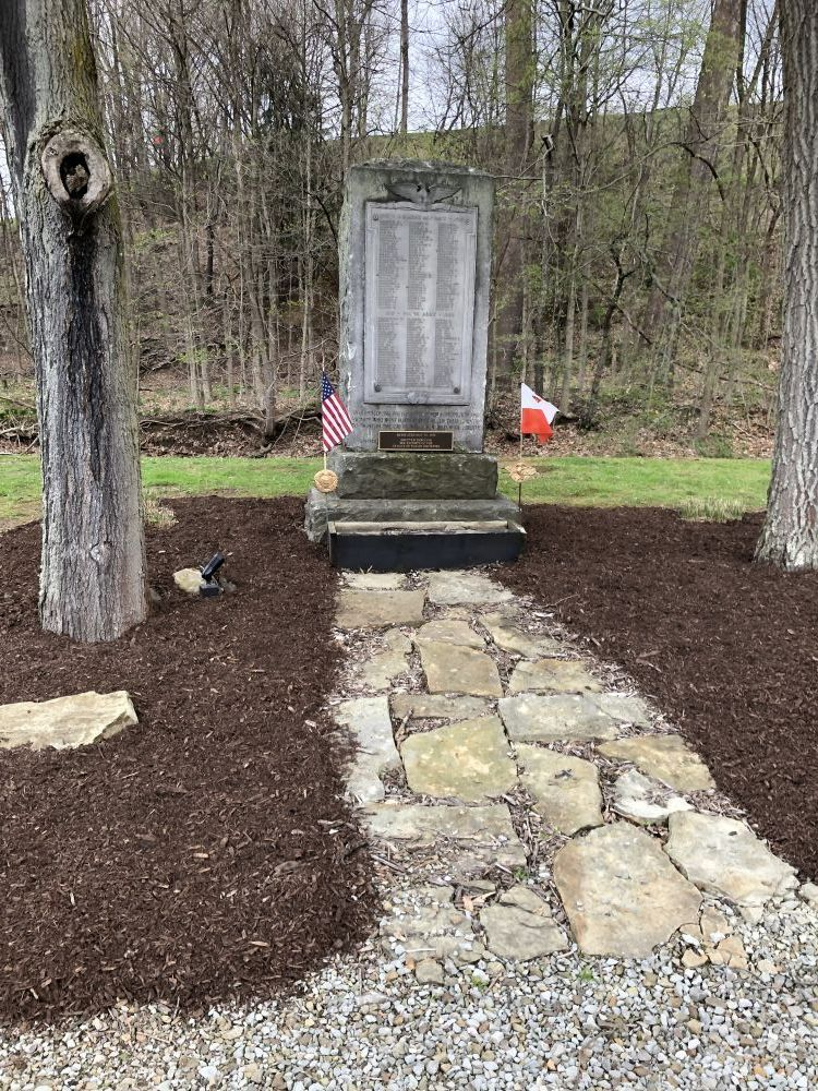 Polish American Soldiers Monument