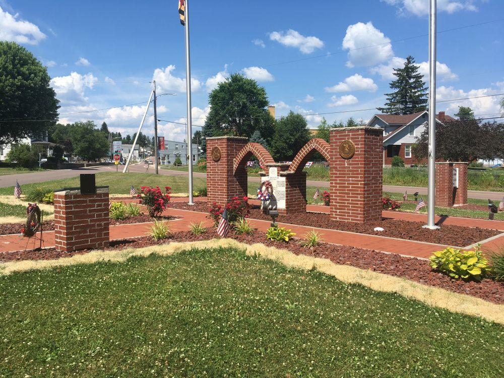 Accident Veterans Memorial Park