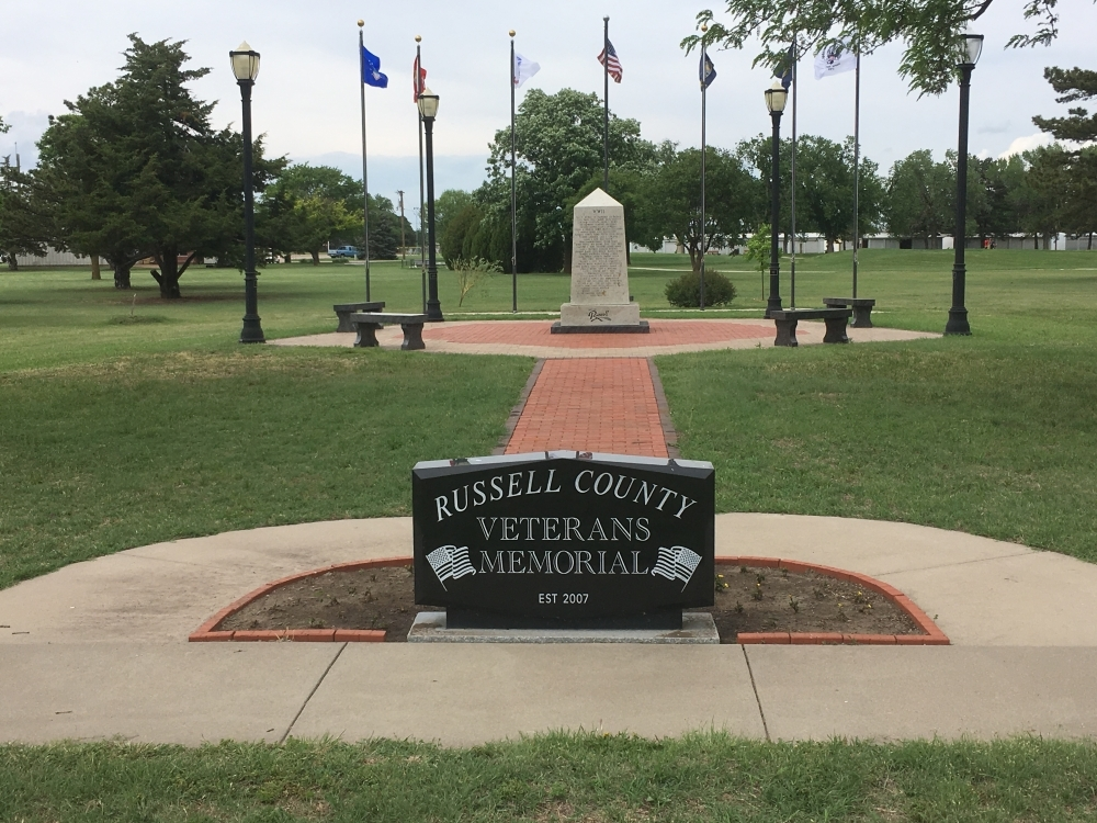 Russell County Veterans Memorial