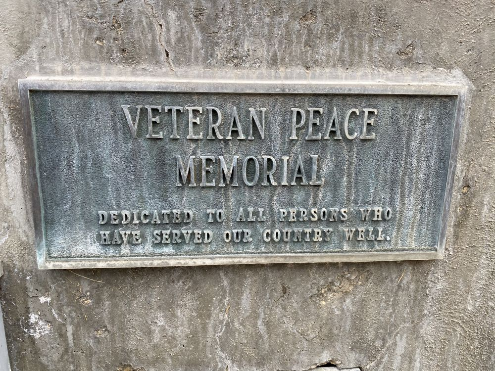 Nampa Veteran Peace Memorial, Nampa, Idaho