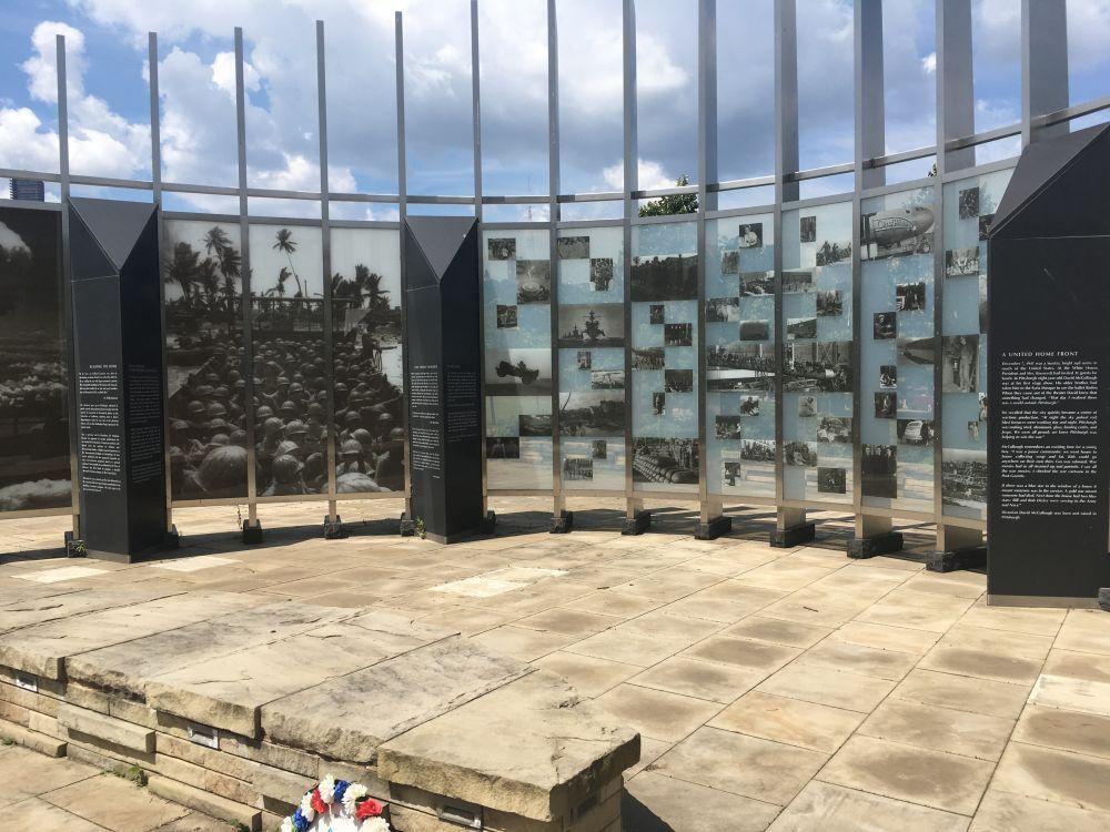 Southwestern Pennsylvania World War II Veterans Memorial