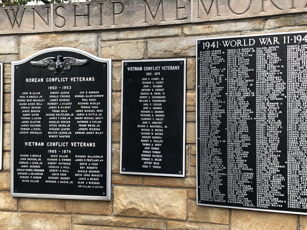 Neville Township Memorial