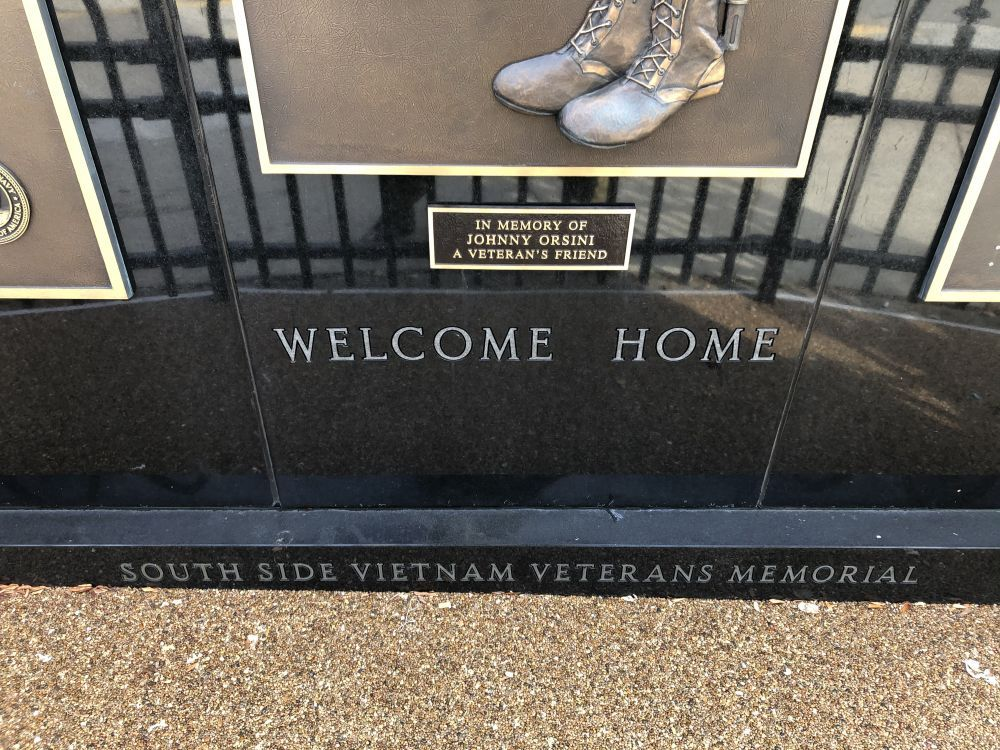 South Side Vietnam Veterans Memorial