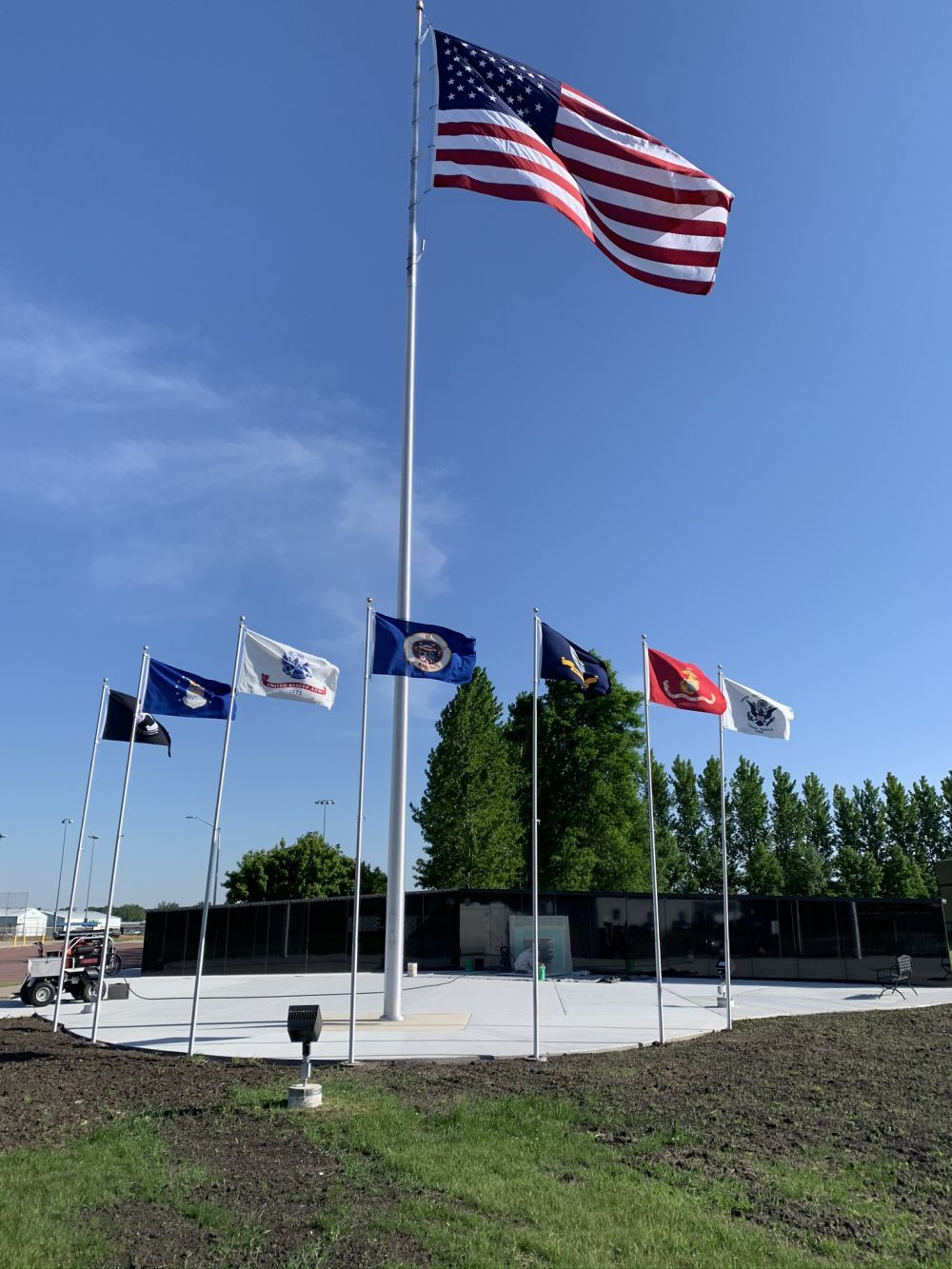 Martin County Veterans Memorial