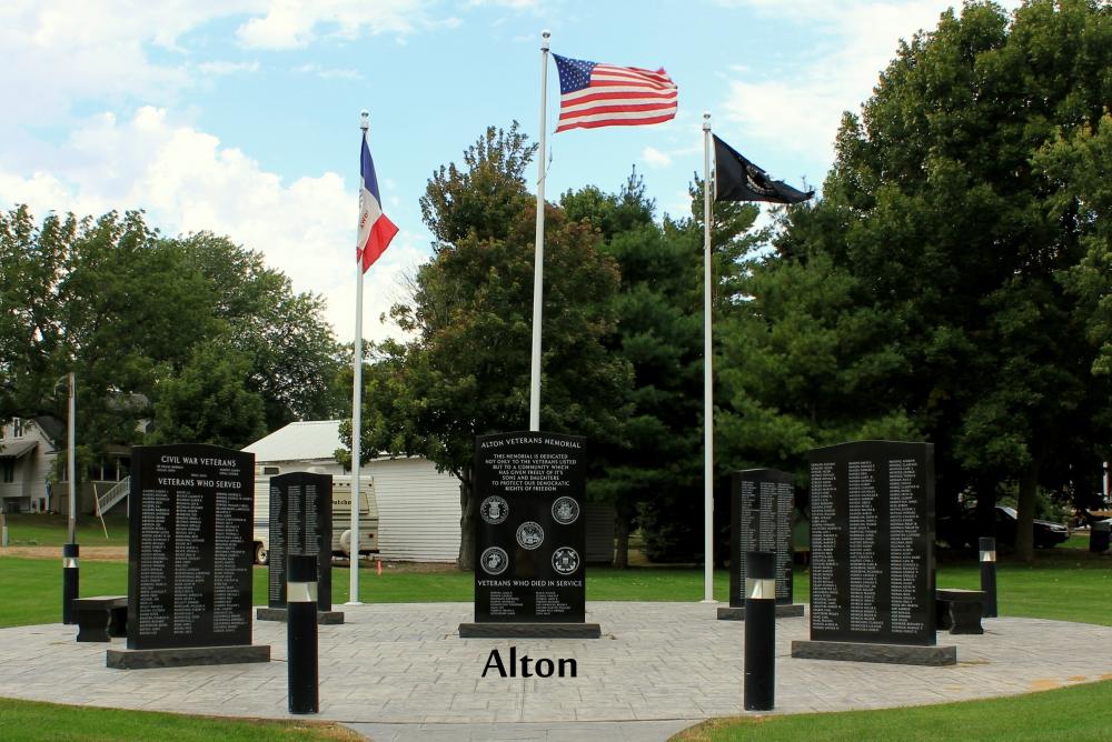 Alton Veterans Memorial