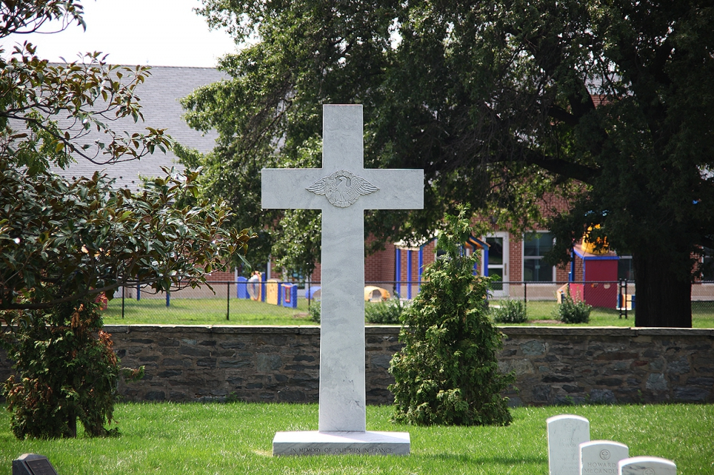 The Argonne Cross Memorial