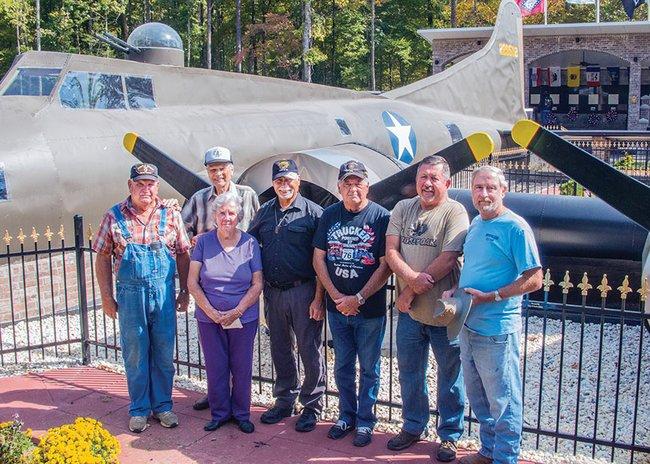 B-17 Memorial Park/Grant County Memorial