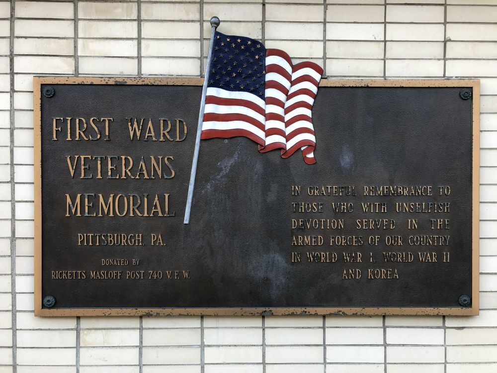 First Ward Veterans Memorial