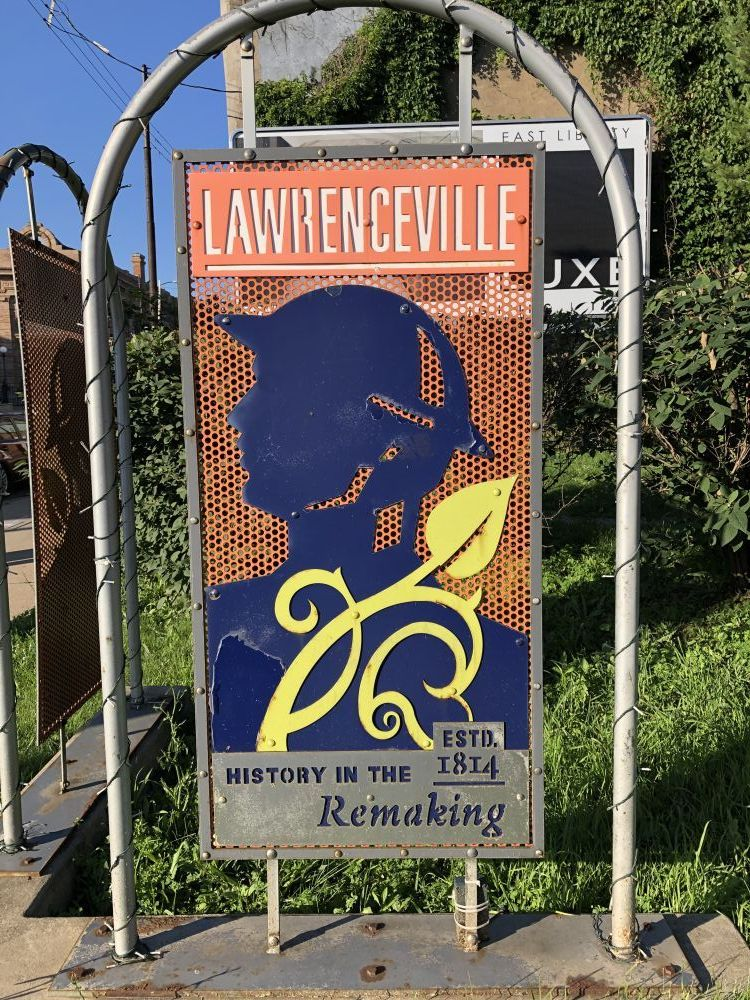 The Lawrenceville Doughboy