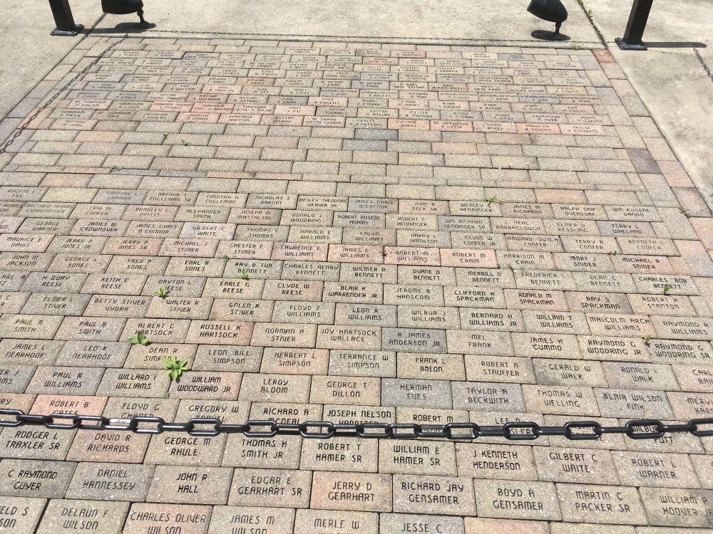 Port Matilda Veterans Monument