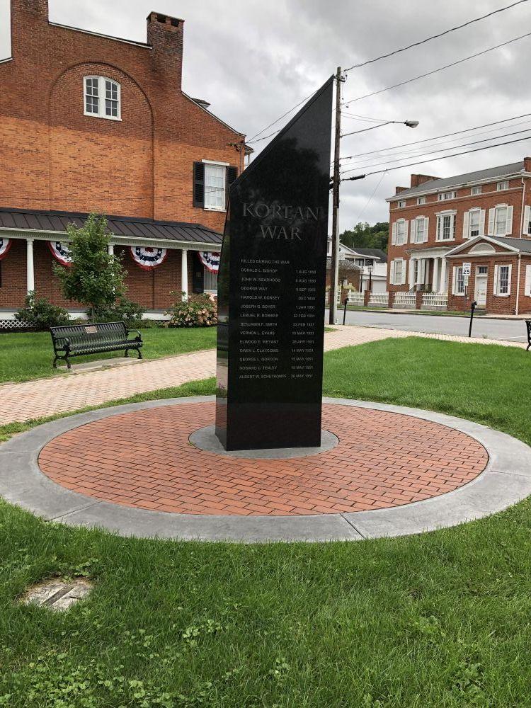 Bedford Veterans Grove