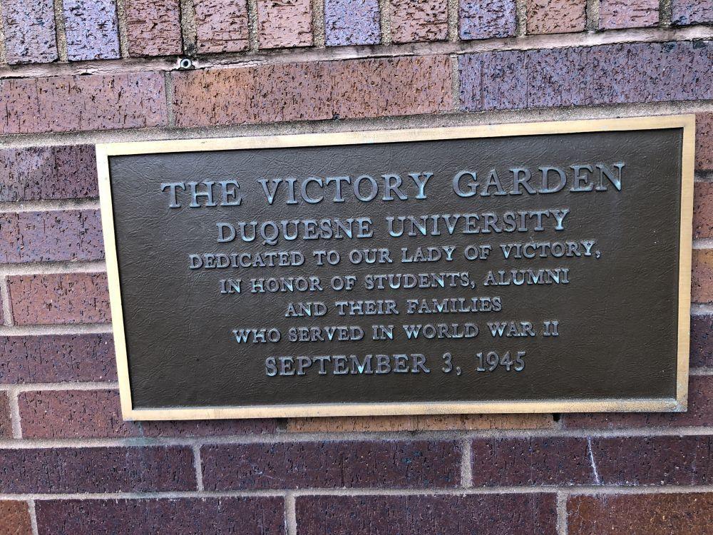 Duquesne University Victory Garden