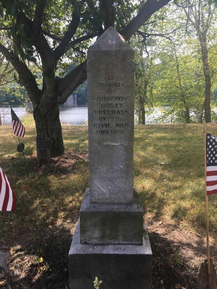 Armstrong County Civil War Monument