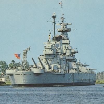 U.S.S. North Carolina Battleship Memorial