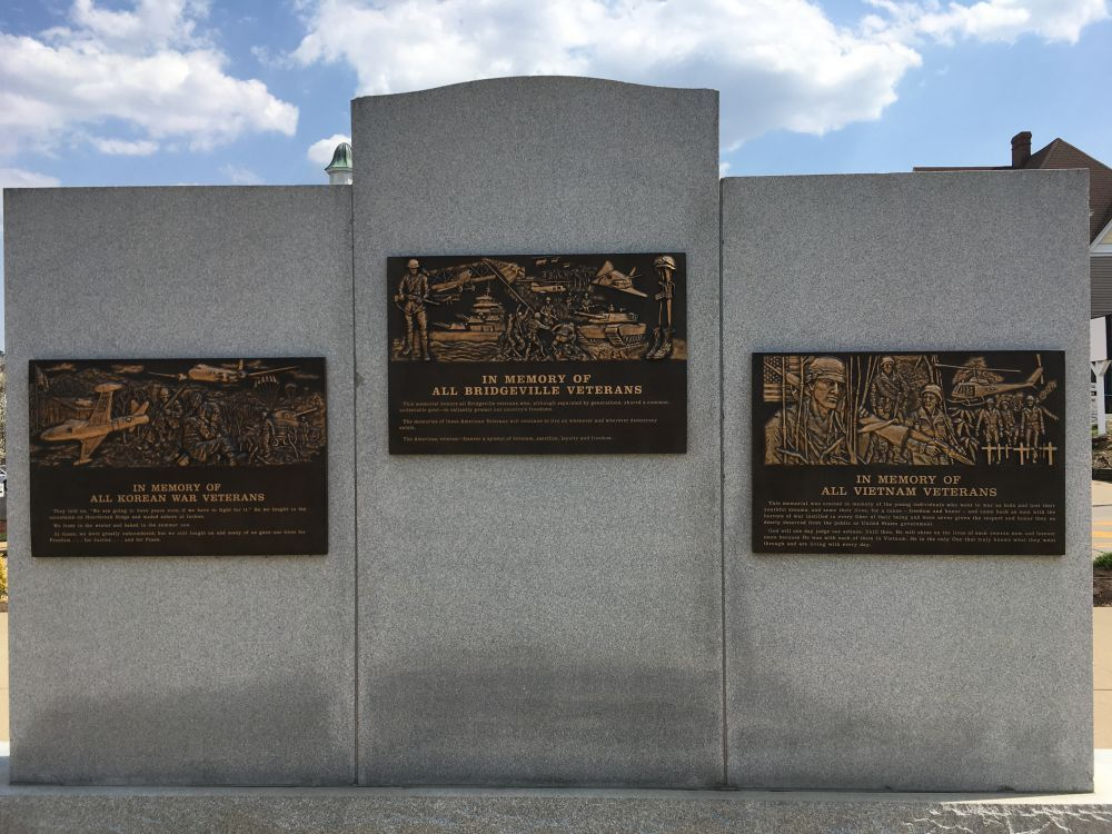 Bridgeville Veterans Memorial