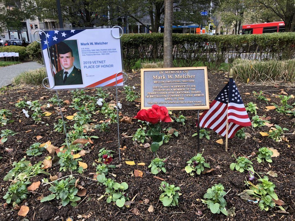 Mark W. Melcher Memorial